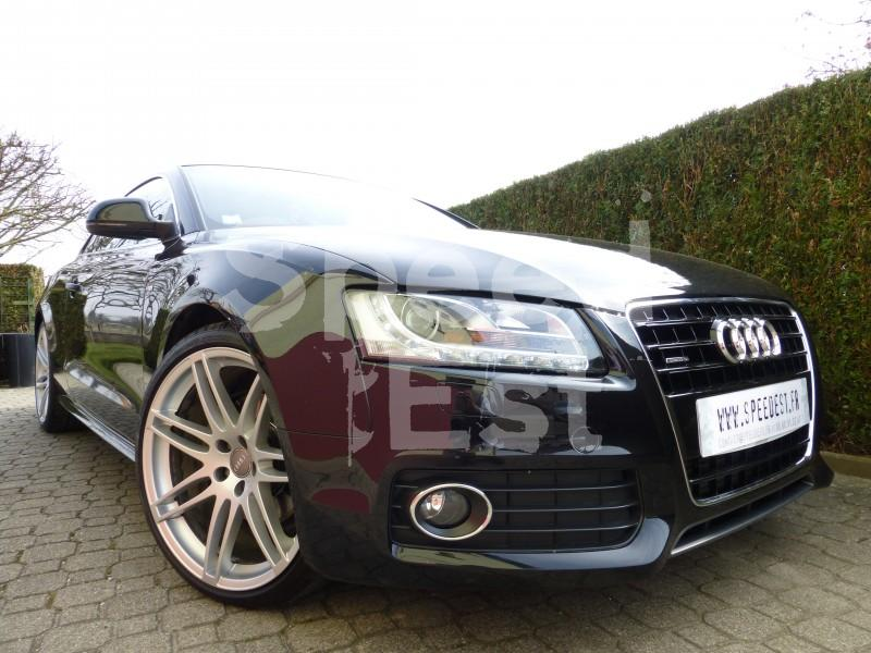 destockage audi a5 s line 3 0tdi full speedest auto. Black Bedroom Furniture Sets. Home Design Ideas