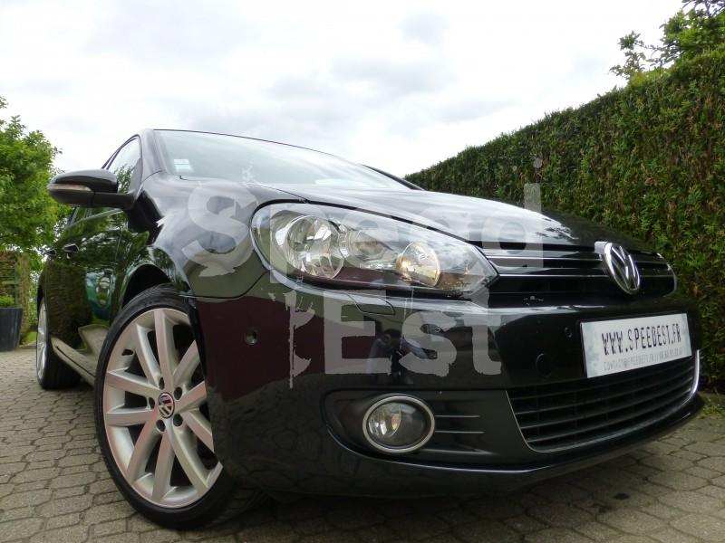 VW Golf VI CARAT/GPS