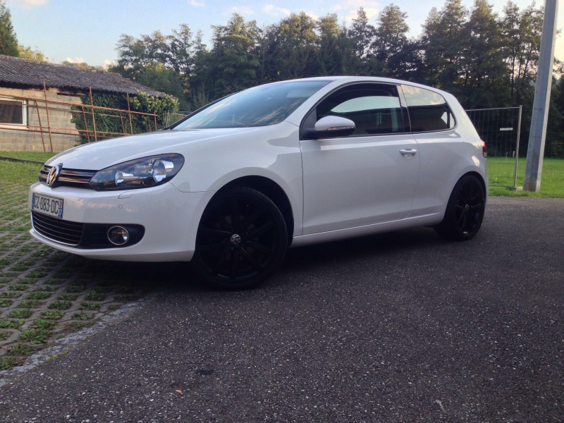 golf 6 1 4 122ch full option garantie speedest auto