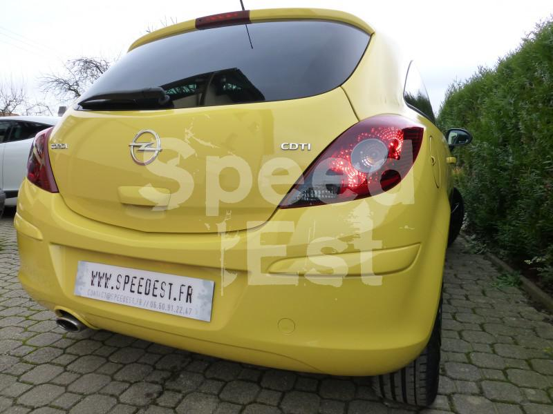 Opel corsa SPECIAL EDITION