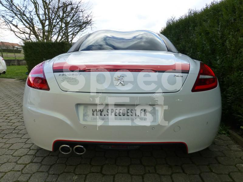 RCZ FACELIFT SPECIAL EDITION