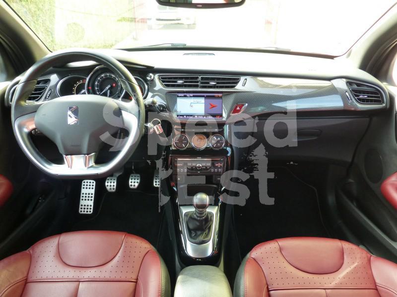 Citro n ds3 full de 1 re main speedest auto for Interieur ds3