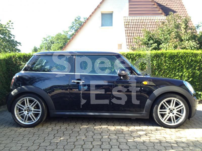 mini cooper jantes rs4 speedest auto. Black Bedroom Furniture Sets. Home Design Ideas