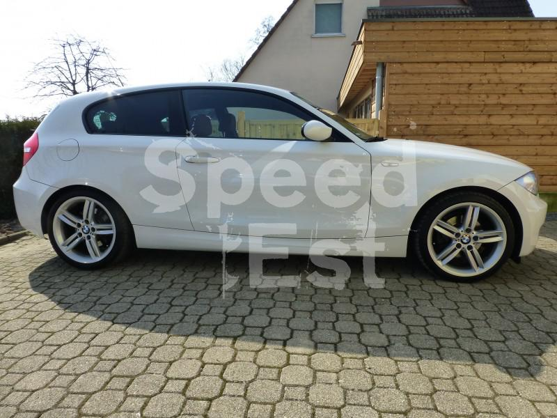 bmw 118d prix massacre speedest auto