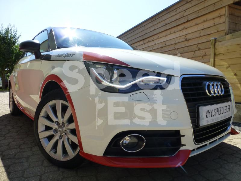 AUDI A1 COMPETITION