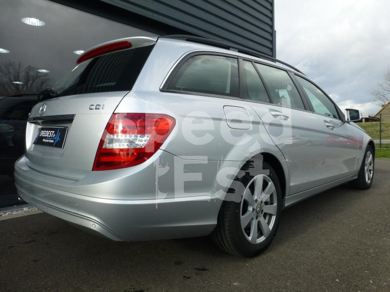 MERCEDES C CLASSE BREAK