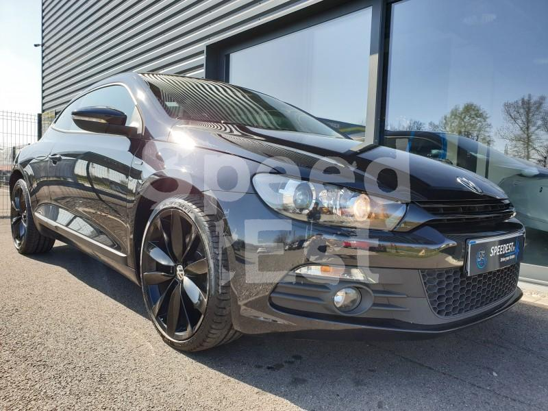 VW SCIROCCO BLACK