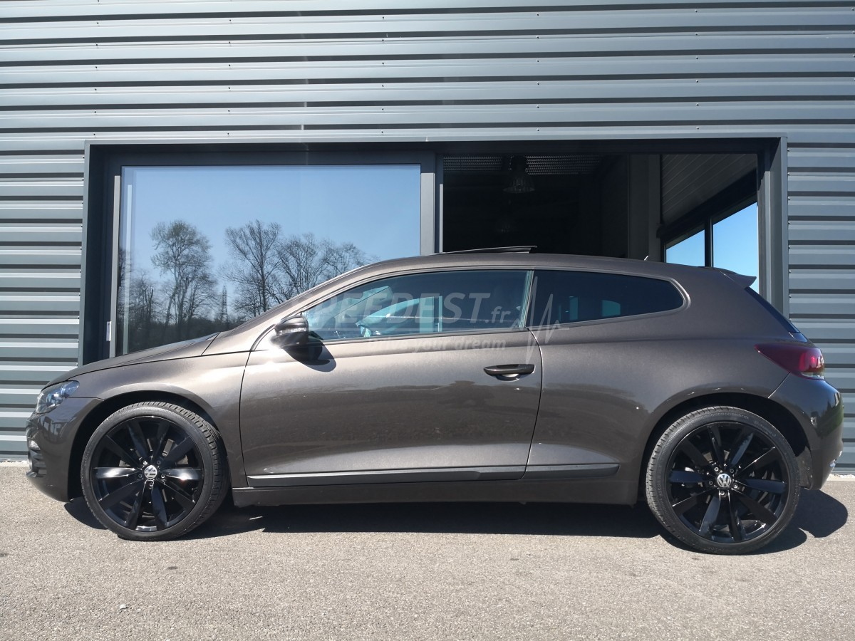 VW SCIROCCO TOIT OUVRANT