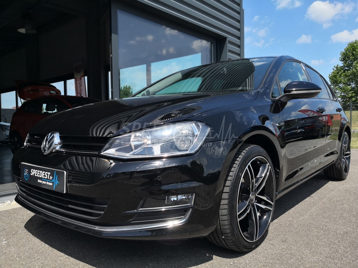 VW GOLF 150ch/TABLETTE