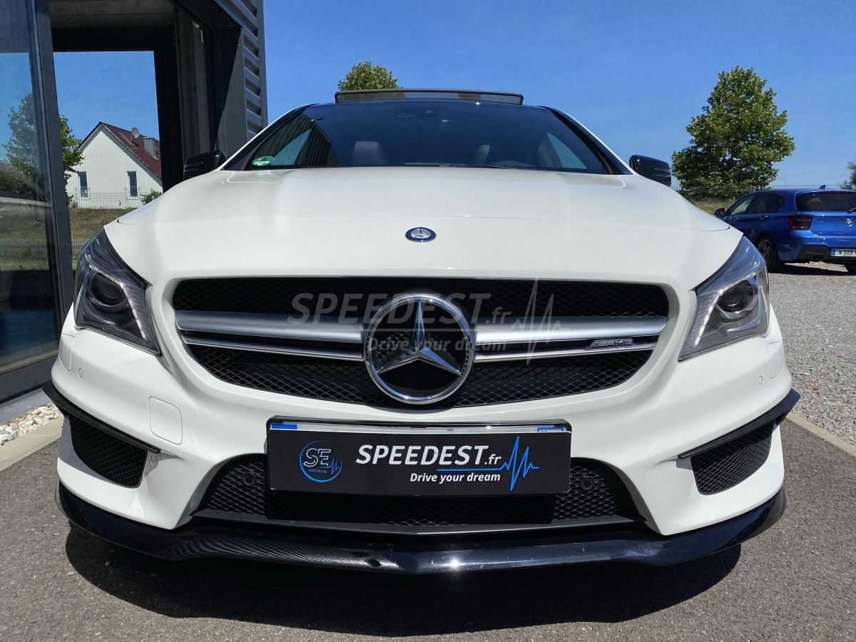 MERCEDES CLA SHOOTING BREAK AMG -FULL-