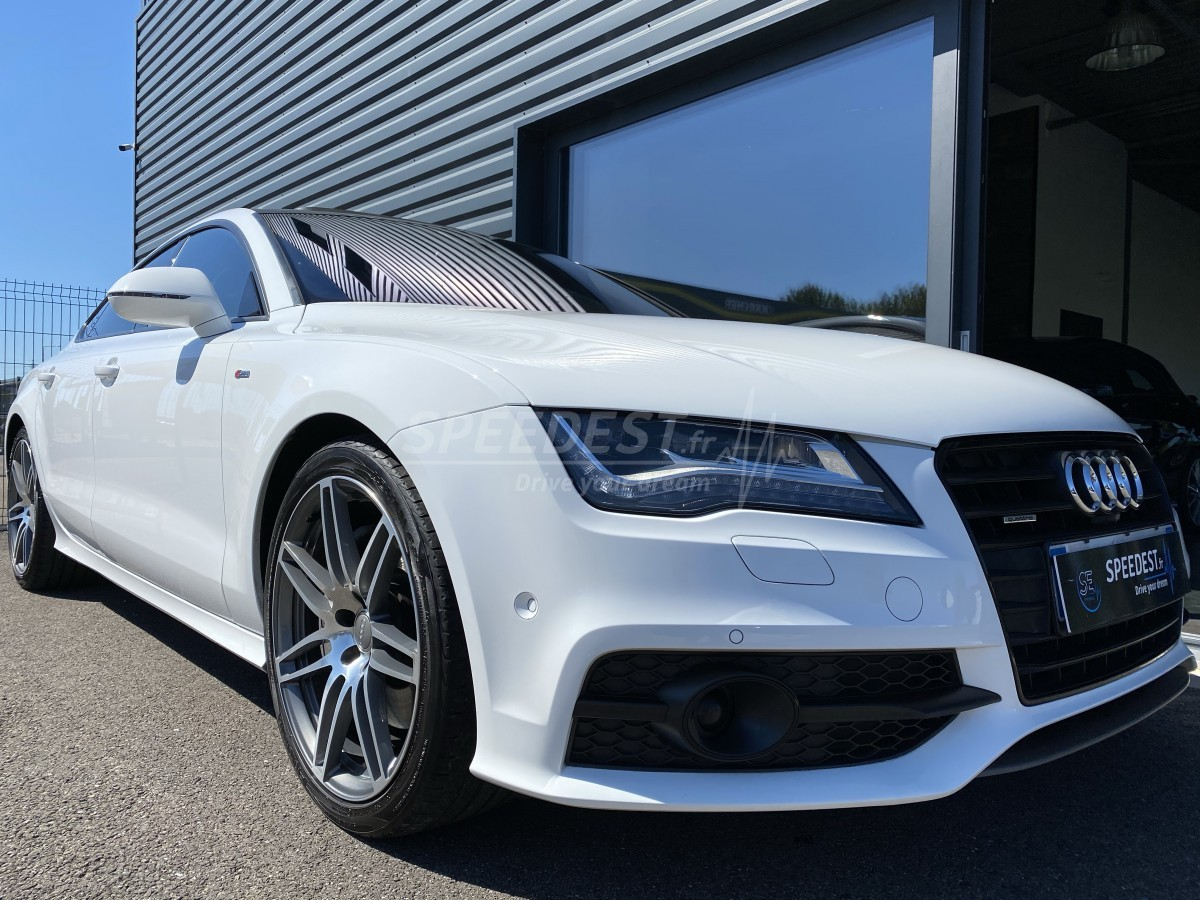 AUDI A7 SLINE EXCLUSIVE FULL!