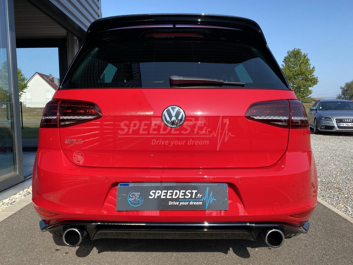 VW GOLF VII CLUBSPORT 265ch