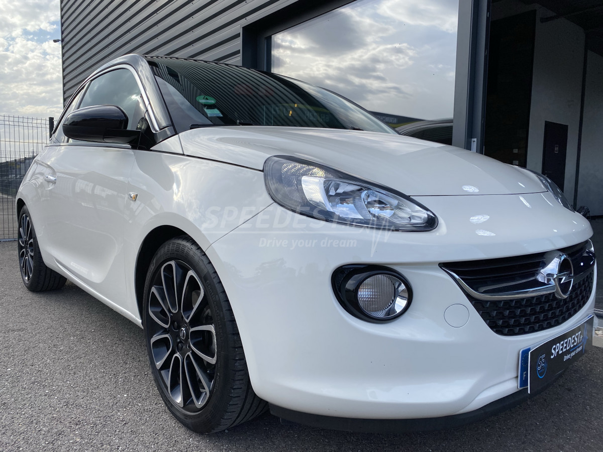 OPEL ADAM - 1ère MAIN