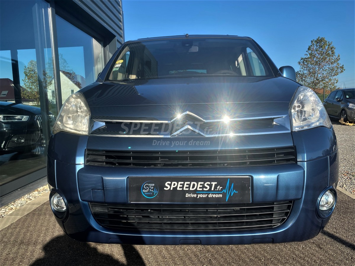 CITROEN BERLINGO 110ch MULTISPACE