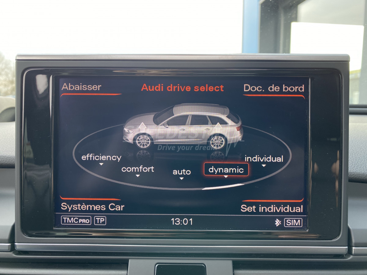 AUDI A6 SLINE 313CH -SUREEQUPE-